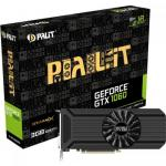 Placa video Palit nVidia GeForce GTX 1060 StormX 3GB, DDR5, 192bit