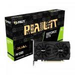 Placa video Palit nVidia GeForce GTX 1650 4GB, GDDR5, 128bit