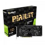 Placa video Palit nVidia GeForce GTX 1660 Dual OC 6GB, GDDR5, 192bit