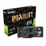 Placa video Palit nVidia GeForce RTX 2070 Dual 8GB, GDDR6, 256bit