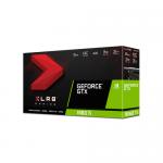 Placa video PNY nVidia GeForce GTX 1660 Ti XLR8 Gaming OC Dual Fan, 6GB, GDDR6, 192bit