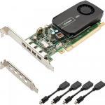 Placa video profesionala PNY nVidia Quadro NVS 510 2GB DDR3, 128bit, Low Profile