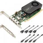 Placa video profesionala PNY nVidia Quadro NVS 510 2GB, GDDR3, 128bit