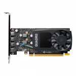 Placa video profesionala PNY nVidia Quadro P620 V2 DVI 2GB, GDDR5, 128bit, Low Profile