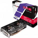 Placa video Sapphire AMD Radeon RX 5500 XT PULSE, 8GB, GDDR6, 128bit