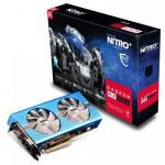 Placa video Sapphire AMD Radeon RX 590 Nitro+ G5 SE, 8GB, GDDR5, 256bit