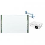 Pachet interactiv - Tabla StarBoard Premium ST 79 88inch + Videoproiector Vivitek DX281-ST + Suport Reflecta 23171