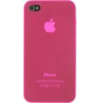 Protectie pentru spate TnB pentru iPhone 5, Pink + Folie de protectie