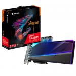 Placa video Gigabyte AMD AORUS Radeon RX 6900 XT XTREME WATERFORCE WB 16GB, GDDR6, 256bit