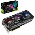 Placa video ASUS nVidia GeForce RTX 3070 Ti ROG STRIX GAMING OC 8GB, GDDR6X, 256bit