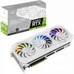 Placa video ASUS nVidia GeForce RTX 3080 ROG STRIX GAMING OC WHITE 10GB, GDDR6X, 320bit