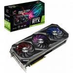 Placa video ASUS nVidia GeForce RTX 3080 Ti ROG STRIX GAMING OC 12GB, GDDR6X, 384bit