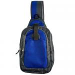Rucsac Spacer Sling pentru laptop, Blue-Black