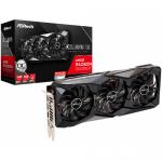 Placa video ASRock AMD Radeon RX 6700 XT Challenger Pro OC 12GB, GDDR6, 192bit