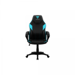 Scaun Gaming Aerocool ThunderX3 EC1, Black-Greenish-Blue