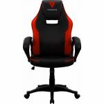 Scaun gaming Aerocool ThunderX3 JC1, Black-Red