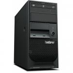 Server Lenovo ThinkServer TS150 Tower, Intel Xeon E3-1225 v6, RAM 8GB, HDD 2TB, RAID 121i, PSU 250W