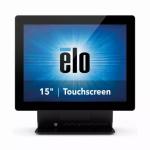 Sistem POS EloTouch 15E3 Rev A, Intel Celeron J1900, 15inch AccuTouch, RAM 4GB, SSD 128GB, Windows 10, Black