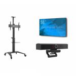 Sistem videoconferinta Blackmount PAC-SDS58K8-01 + L400 + SEEUP