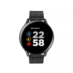 SmartWatch Canyon Lemongrass, 1.3inch, curea metal, Grey