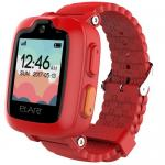 Smartwatch Elari KidPhone 3G, 1.3inch, curea silicon, Red