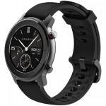 Smartwatch Huami Amazfit GTR,  1.2inch, curea silicon, Black - RESIGILAT