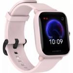 SmartWatch Huami Bip U/A2017, 1.43inch, Curea Silicon, Pink