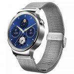 Smartwatch Huawei Watch W1 Steel Mesh, Silver