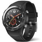 Smartwatch Huawei Watch W2 4G Carbon Sport Strap, Black