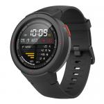 Smartwatch Xiaomi Amazfit Verge, 1.3 inch, curea silicon si policarbonat, Grey