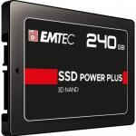 SSD Emtec X150 Power Plus 240GB, SATA, 2.5inch