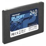 SSD Patriot Burst Elite 240GB, SATA3, 2.5inch