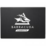 SSD Seagate BarraCuda Q1 240GB, SATA3, 2.5inch, Black