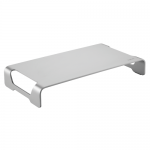 Stand Monitor LogiLink  Aluminum Tabletop, Silver