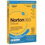 Symantec Norton 360 Deluxe 1user/3device, 12 luni, Poloneza, Box