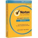 Symantec NORTON SECURITY DELUXE 1user/3device, 12luni, Poloneza, Box