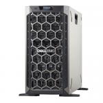 Server Dell PowerEdge T340, Intel Xeon E-2236, RAM 16GB, HDD 600GB, PERC H330, PSU 2x 495W, No OS