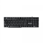 Tastatura Gamemax K207, RGB LED, USB, Black