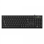 Tastatura Genius KB-100, USB, Black