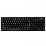Tastatura Genius KB-101, USB, Black