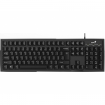 Tastatura Genius Smart KB-102, USB, Layout CZ/SLK, Black