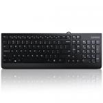 Tastatura Lenovo 300, USB, Black