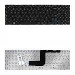 Tastatura Notebook Qoltec 50611 pentru Samsung RV509, RV511, RV515, Black