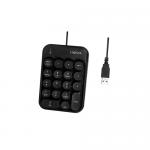 Tastatura numerica Logilink, USB, Black