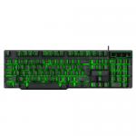 Tastatura T-Dagger Liner, RGB LED, USB, Black