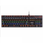 Tastatura Tracer GameZone Radiant, RGB LED, USB, Black