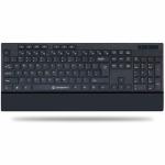 Tastatura wireless Gofreetech GFT-K002, USB, Black