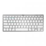 Tastatura Wireless Trust Nado, Bluetooth, White