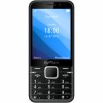 Telefon mobil MyPhone UP Smart, Dual SIM, Black