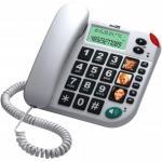 Telefon Fix Maxcom KXT480, White